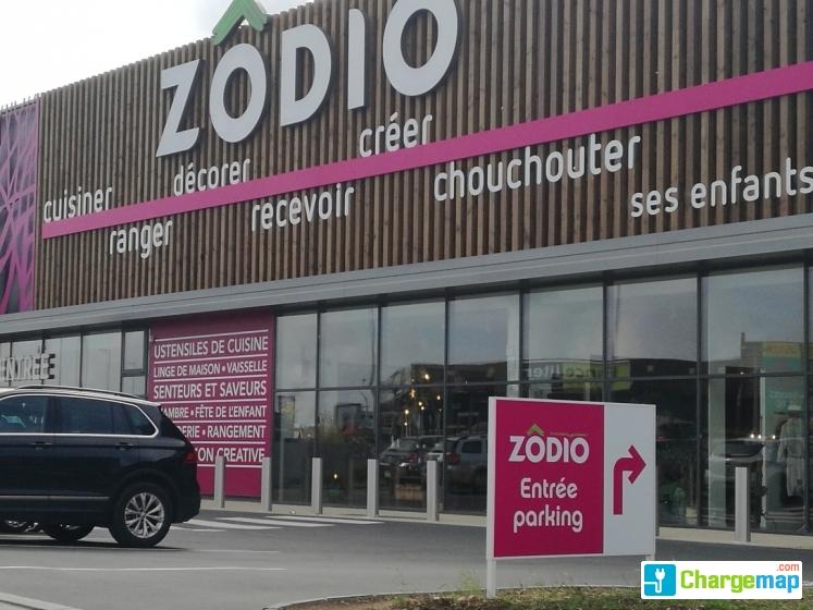 Zodio Puilboreau Borne De Recharge A Puilboreau