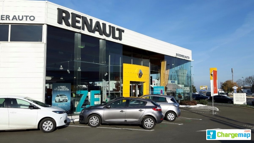 renault saint brieuc bodemerauto borne de charge saint brieuc. Black Bedroom Furniture Sets. Home Design Ideas
