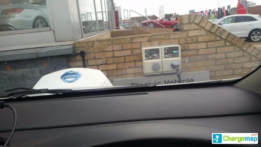 Cartergate Car Park Grimsby