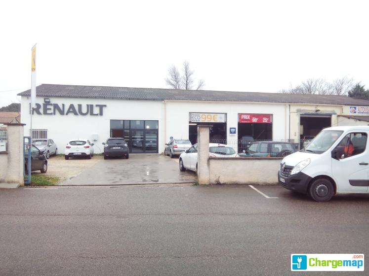 Renault pont saint esprit charging station in pont saint esprit - Garage pont saint esprit ...