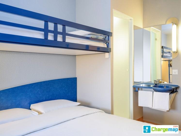 Hotel Ibis Budget Geneve Balexert