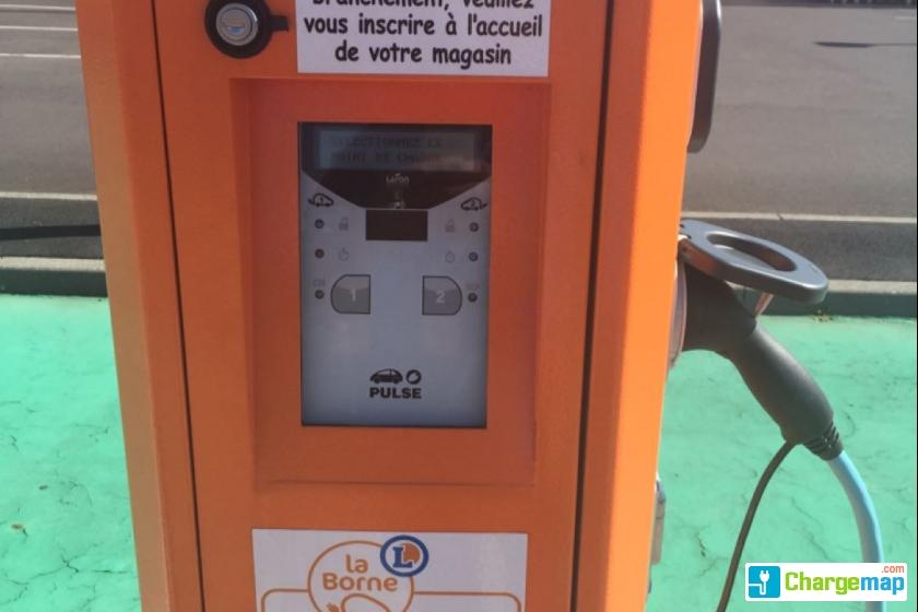 Centre leclerc granville borne de charge granville - Recharge leclerc mobile ...