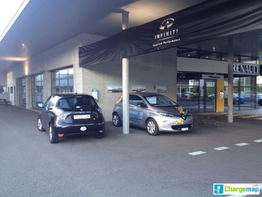 D ttwil garage daniel m ller ag groupe e borne de charge for Garage mobile rennes