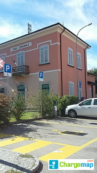 Ligornetto casa comunale riparti charging station in for Casa comunale