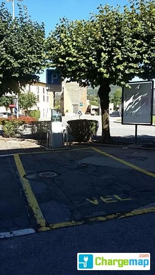 Genestrerio casa comunale riparti charging station in for Casa comunale
