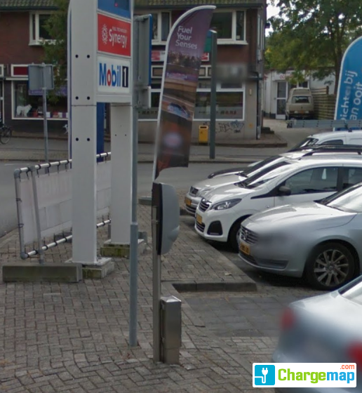 Esso Vaartweg Hilversum Oplaadstation In Hilversum