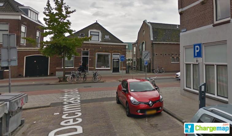 Decimastraat Leiden Oplaadstation In Leiden