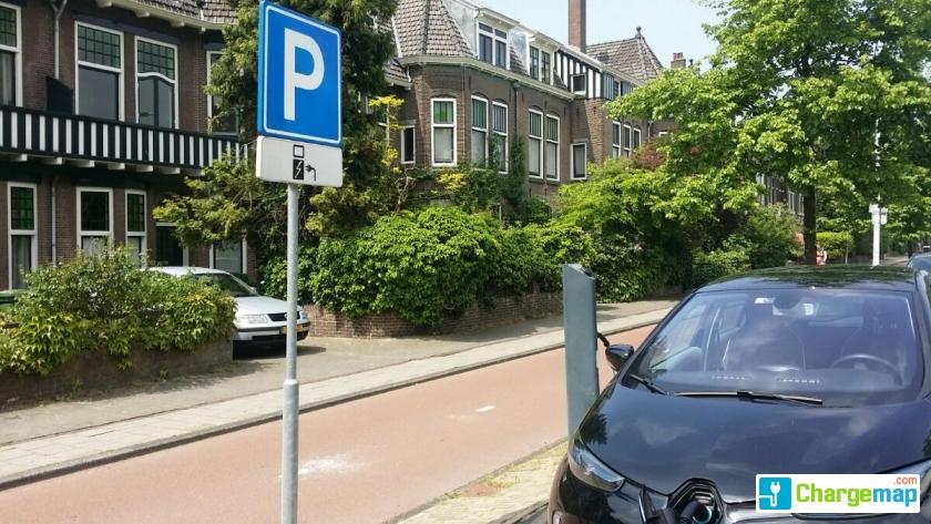 Rijnsburgerweg Leiden Oplaadstation In Leiden