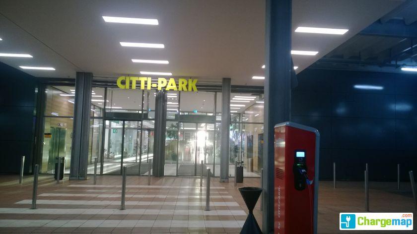 citti park flensburg parkplatz ladestation in flensburg. Black Bedroom Furniture Sets. Home Design Ideas