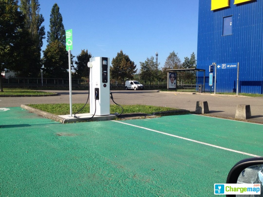 ikea strasbourg quick charging station in strasbourg. Black Bedroom Furniture Sets. Home Design Ideas