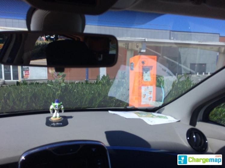 Leclerc lehon borne de charge l hon - Recharge leclerc mobile ...