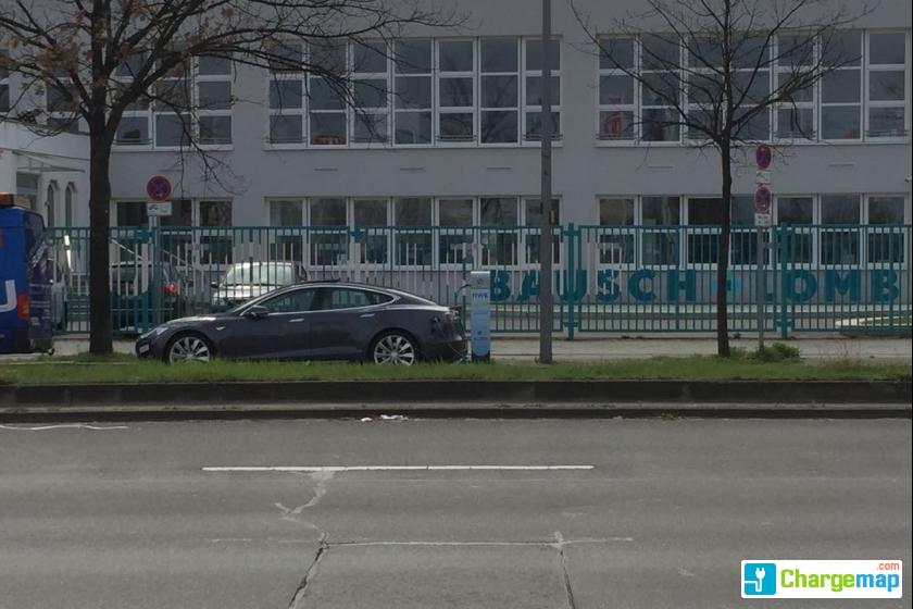 153 brunsb tteler damm berlin charging station in berlin. Black Bedroom Furniture Sets. Home Design Ideas