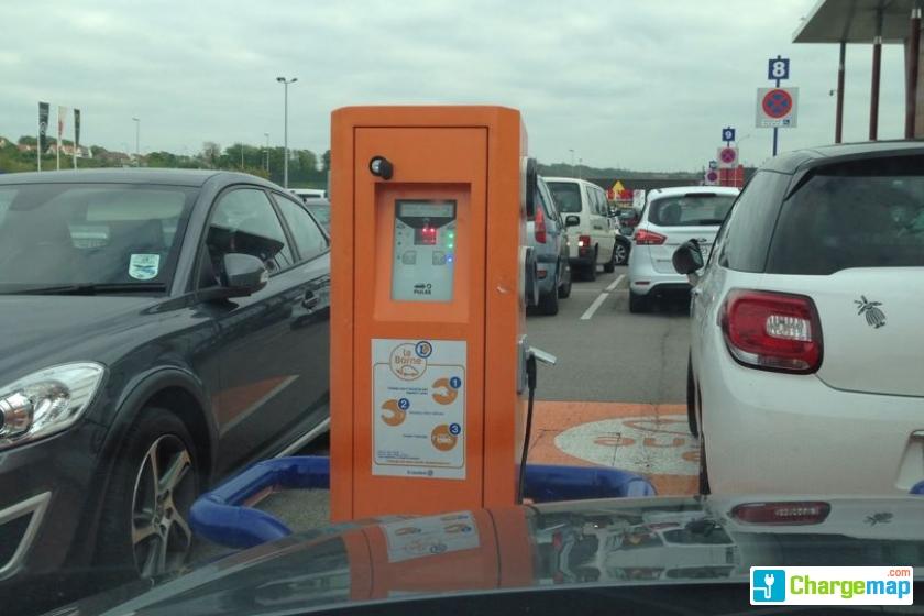 Leclerc outreau borne de charge outreau - Recharge leclerc mobile ...