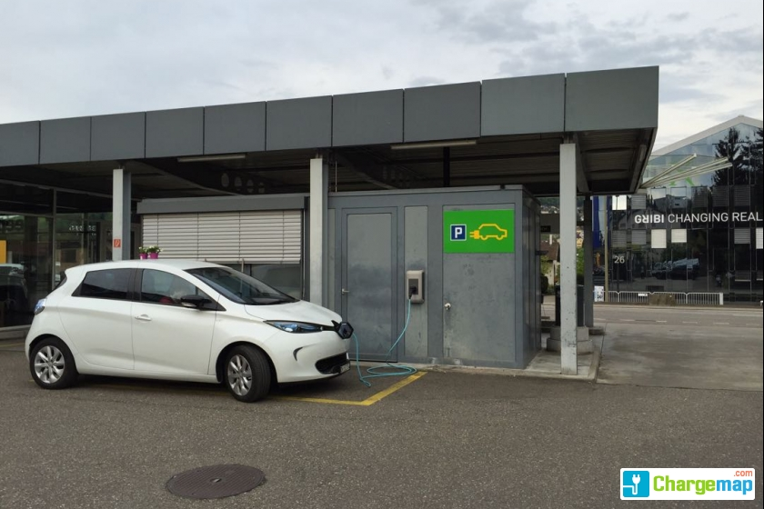 Garage keigel nissan borne de charge frenkendorf for Garage nissan foetz occasion