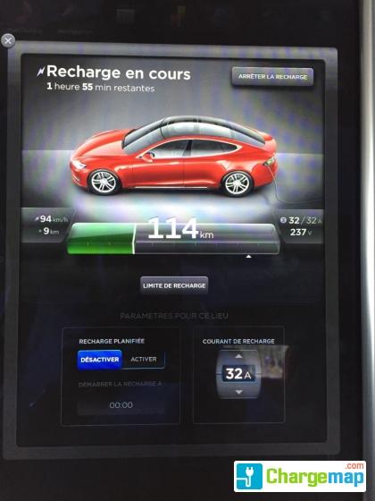 vw autohaus graf hardenberg quick charging station in. Black Bedroom Furniture Sets. Home Design Ideas