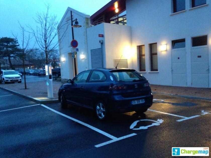 Office du tourisme soorts hossegor charging station in soorts hossegor - Office du tourisme hossegor ...