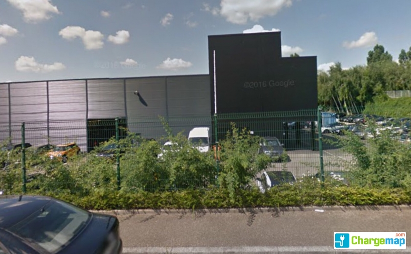bmw l 39 espace h charging station in hoenheim. Black Bedroom Furniture Sets. Home Design Ideas