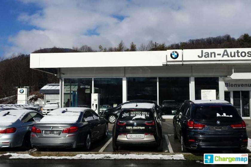 Bmw garage jan autos riviera sa borne de charge for Garage de la riviera villeneuve d ascq