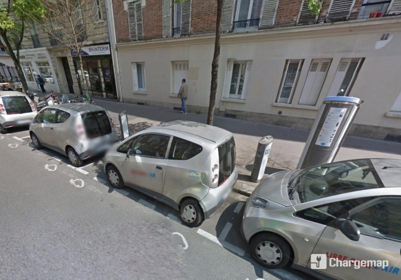 autolib 39 2 rue fabre d 39 glantine paris borne de charge paris. Black Bedroom Furniture Sets. Home Design Ideas