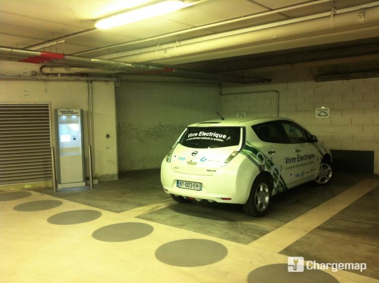 parking petite france sainte marguerite d mont e charging station in strasbourg. Black Bedroom Furniture Sets. Home Design Ideas
