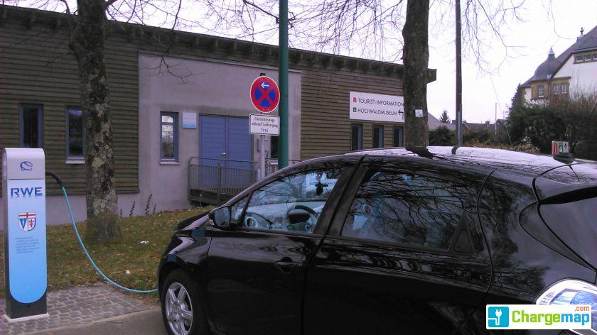 2 neuer markt hermeskeil charging station in hermeskeil. Black Bedroom Furniture Sets. Home Design Ideas