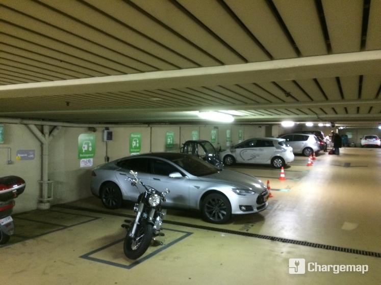parking du casino monaca