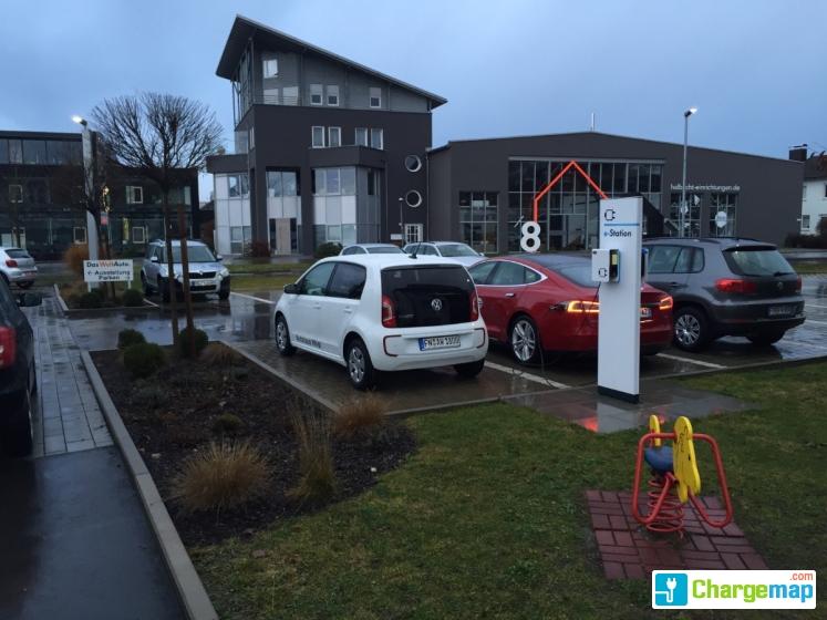 vw autohaus wildi ladestation in markdorf