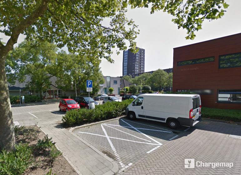 Pc Hooftstraat 10 Oplaadstation In Ridderkerk