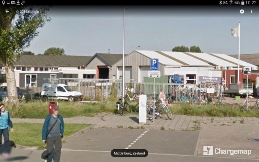 Oude Veerseweg 3 Oplaadstation In Middelburg