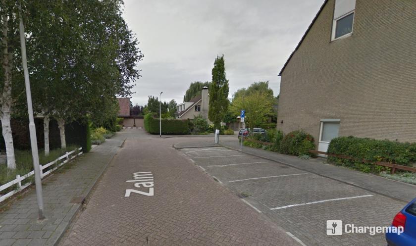Zalm 13 Oplaadstation In Ridderkerk