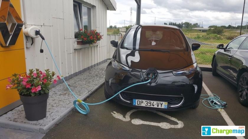 Garage renault mazerand borne de charge lixheim - Garage renault sarrebourg ...