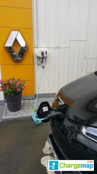 Garage renault mazerand charging station in lixheim - Garage renault sarrebourg ...