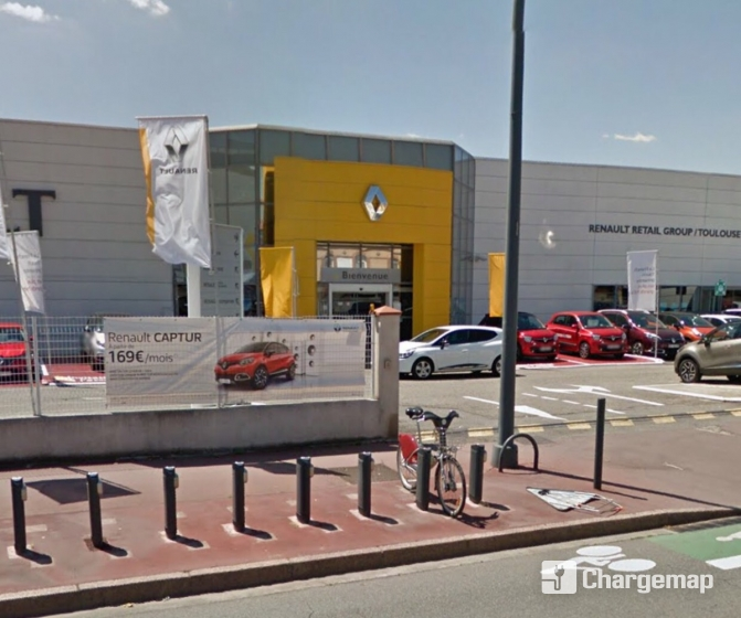 Renault Avenue Des Etats Unis : renault retail group toulouse tats unis borne de charge toulouse ~ Gottalentnigeria.com Avis de Voitures
