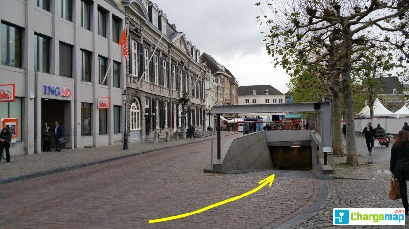 Q park vrijthof maastricht charging station in maastricht - Maastricht mobel ...