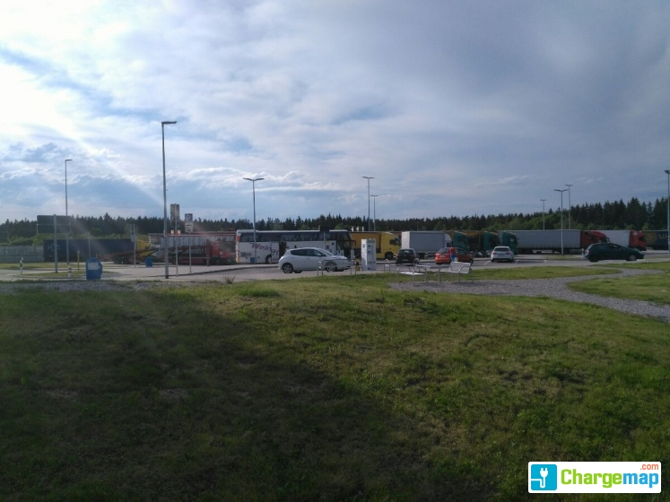 Tank rast landsberg am lech quick charging station in - Landsberg mobel ...