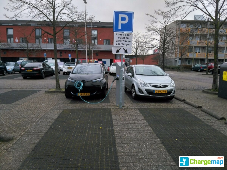 Koggenland Purmerend Oplaadstation In Purmerend