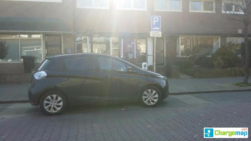Kleine Drift Hilversum Oplaadstation In Hilversum