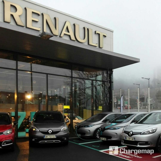 renault retail group lyon nord saint simon borne de. Black Bedroom Furniture Sets. Home Design Ideas