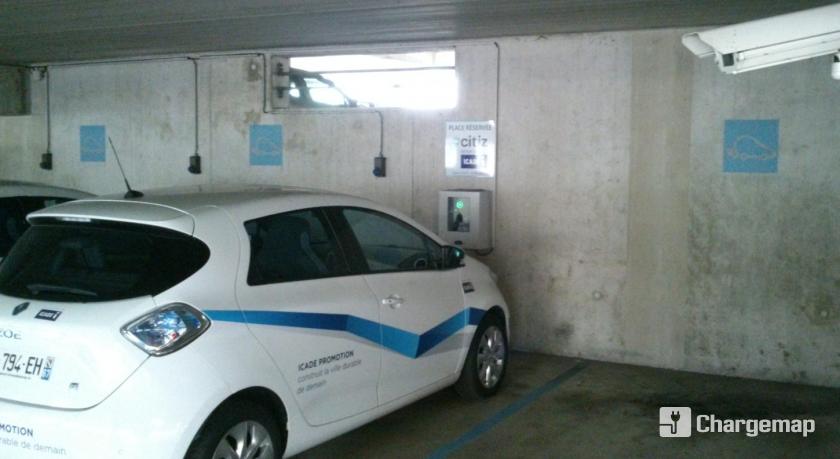 Abonnement parking nice etoile location garage nice with for Garage parking nice