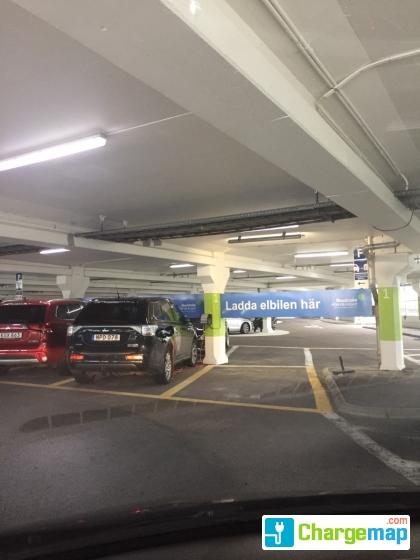 arlanda parkering p41
