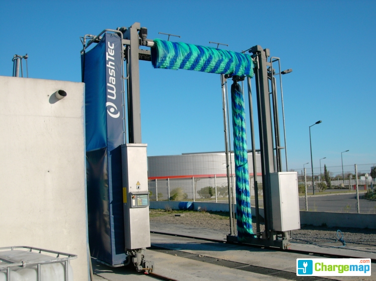 centre de lavage poids lourds 39 ldtf charging station in baillargues. Black Bedroom Furniture Sets. Home Design Ideas