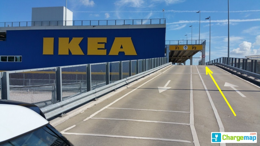 ikea heerlen ladestation in heerlen. Black Bedroom Furniture Sets. Home Design Ideas