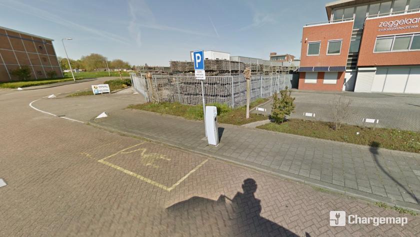De Schans 40 Ridderkerk Oplaadstation In Ridderkerk