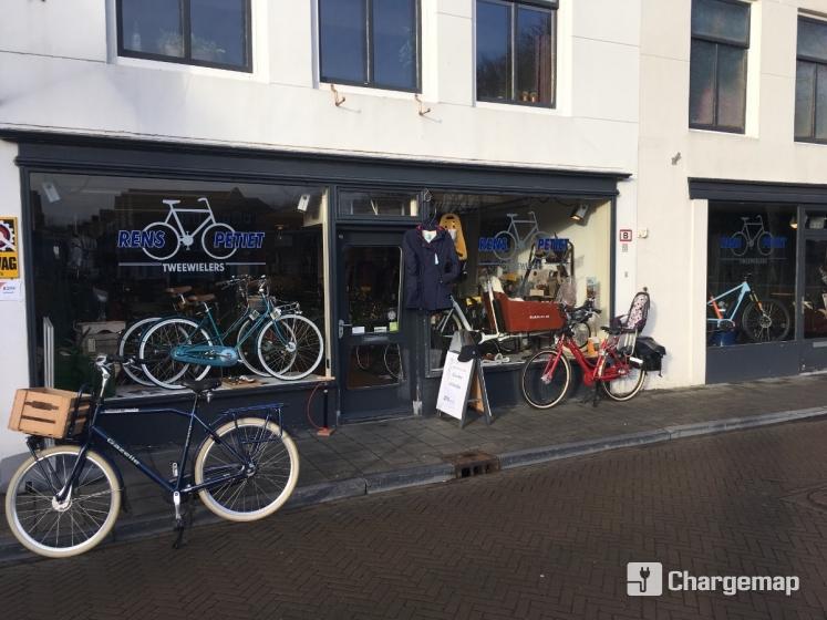 Korte Noordstraat 53 Middelburg Oplaadstation In Middelburg