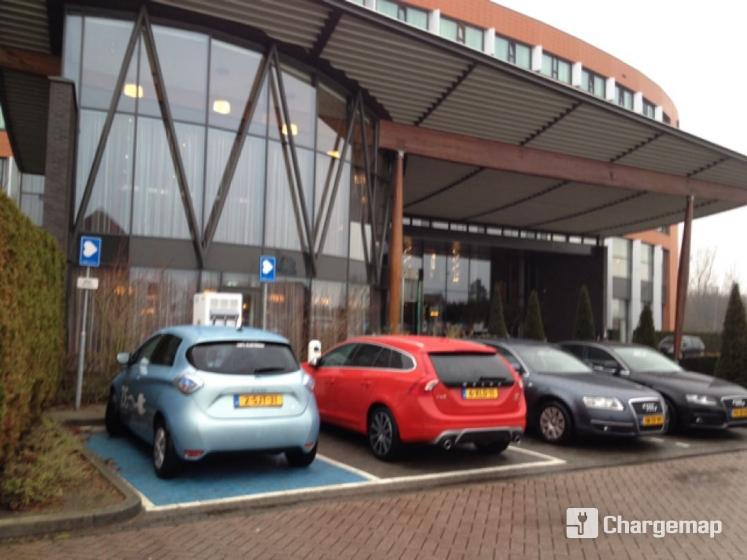 Snellader Hotel Van Der Valk Krommeweg 1 Bij A15 Ridderkerk