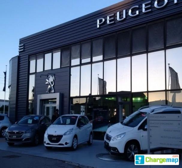 Peugeot rue de l 39 industrie montpellier charging for Garage renault montpellier rue de l industrie