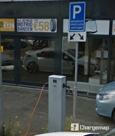 Grijpensteinweg 8 Haarlem Oplaadstation In Haarlem