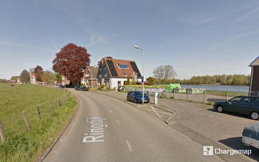 Ringdijk 434 Ridderkerk Oplaadstation In Ridderkerk