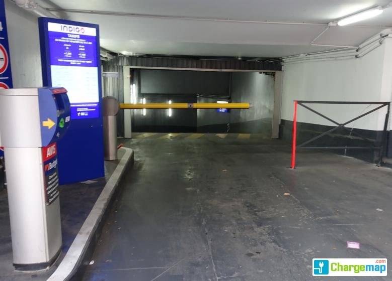 Autolib 39 17 rue vercing torix ladestation in paris 14e - Tarif autolib 2017 ...