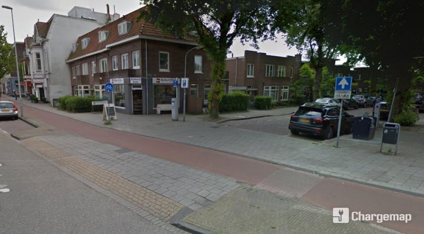 Anslijnstraat 2 Haarlem Oplaadstation In Haarlem